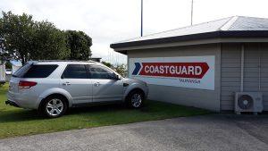 Ultraflex at Coastguard