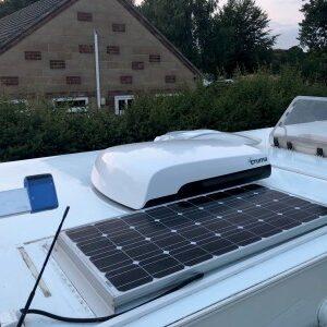 Solar; Caravan & RV
